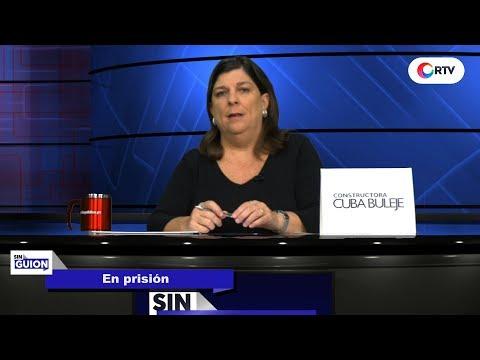 En prisión - SIN GUION con Rosa María Palacios