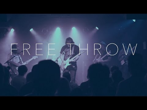 Free Throw - Tongue Tied (Live Music Video) @ Chain Reaction
