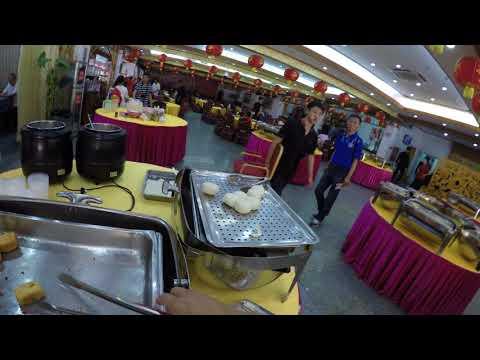 CHINESE FOOD BUFFET - CHINA FOLK CULTURE VILLAGE