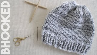 How to Knit a Hąt for Complete Beginners