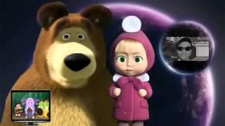 Маша и Медведь о Лунтике!!! Прикол!!!
