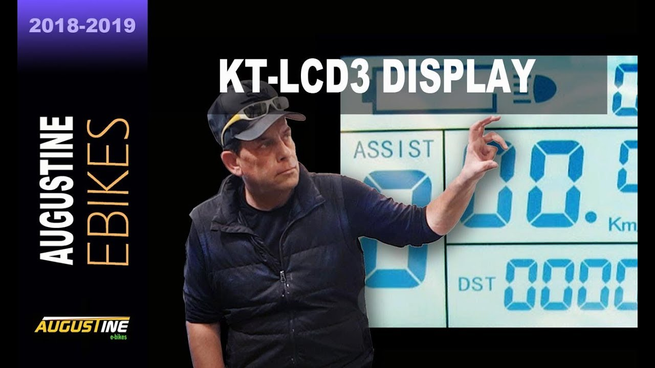 Electric Bicycle Kt Lcd3 Display 24v 36v 48v Intelligent Lcd8 Led890 Display E Bike Controller Lcd Bike Panel Parts Ebike Electric Vehicle Parts Back To Search Resultsautomobiles & Motorcycles