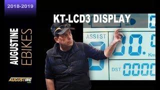 электровелосипедом поради. Програмування 24В, 36В, 48В, КТ-LCD3 бортовий комп'ютер контролера