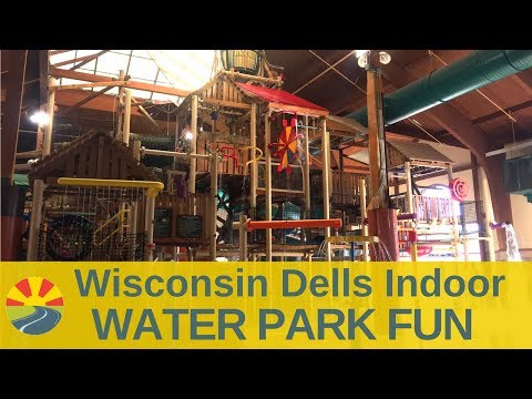 3 Epic Indoor Water Parks To Visit This Winter