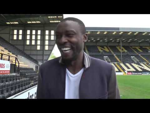 Shola Ameobi discusses MTV Cribs