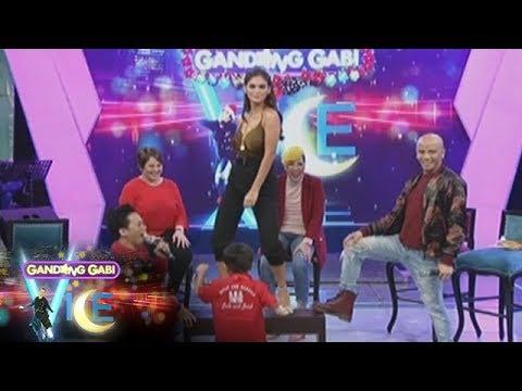 GGV Vice Karla Wacky Lassy And Pia Take The Tagasaan Ka Cool Taga Nug Youtube