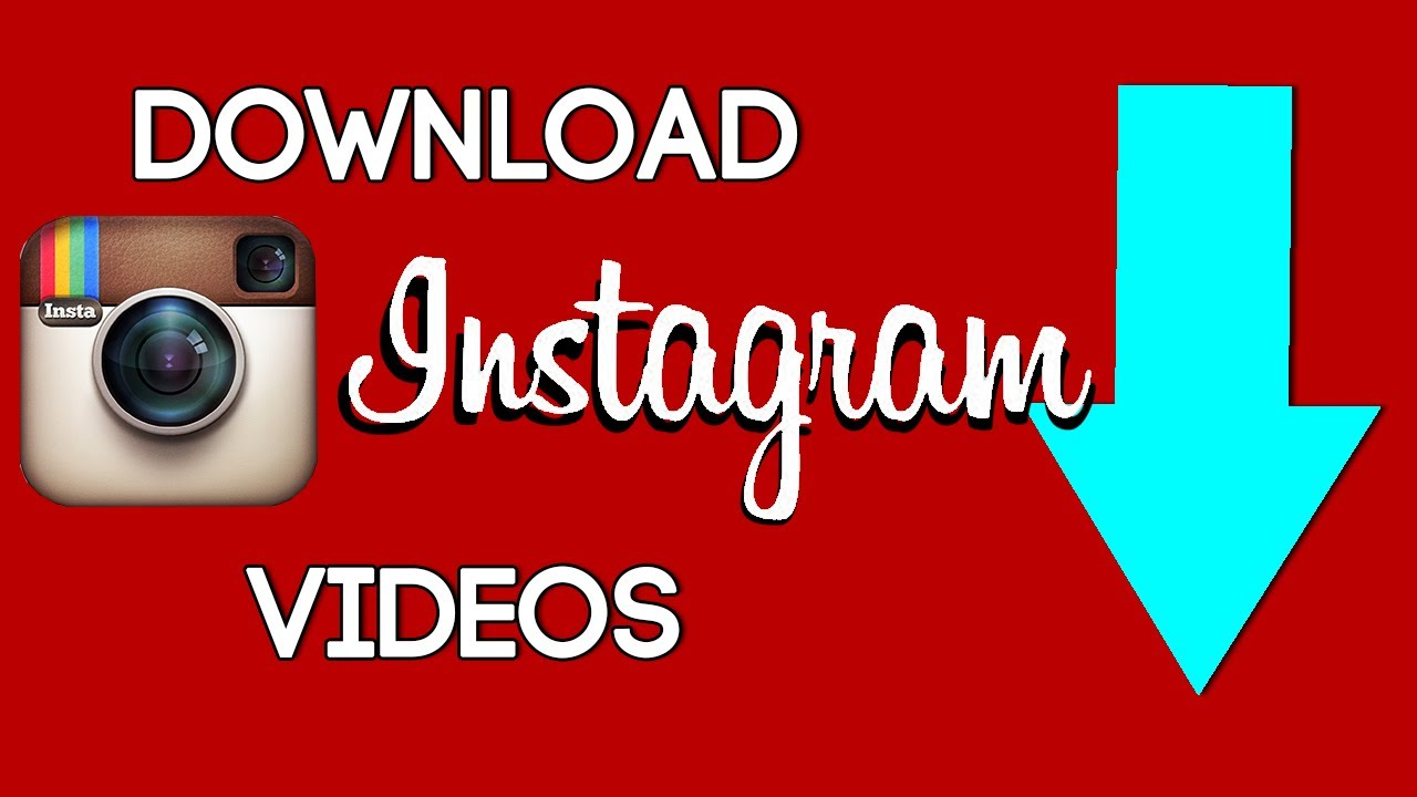 Best 5 apps to download instagram videos & photos on android.