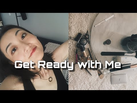 Get Ready With Me 和我一起化妆| 日常妆容 + OOTD | 肿眼泡也能驾驭的眼影 | GRWM