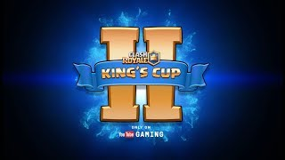 King's Cup II Trailer - $200K CLASH ROYALE TOURNAMENT