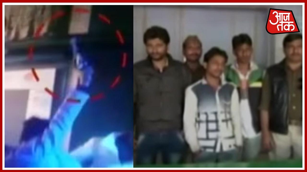 Three Members Of Raja Babu Gang Held By Kanpur Police