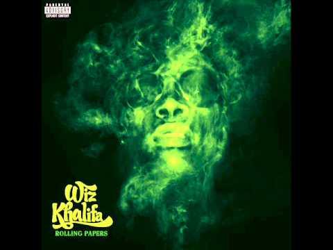 Wiz Khalifa - When I'm Gone Album Rolling Papers (Lyrics)
