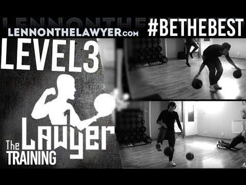#BeTheBest - LEVEL 3 | LENNON 'THE LAWYER' - TheLawyer3