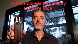 Cigar first impressions
