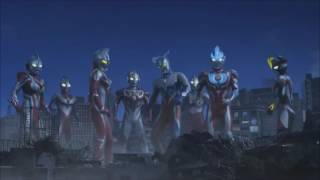 [ MAD ] Ultraman X The Movie - Unite〜君とつなか