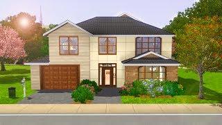 Sims 3 Speed Build - Riverside Oak