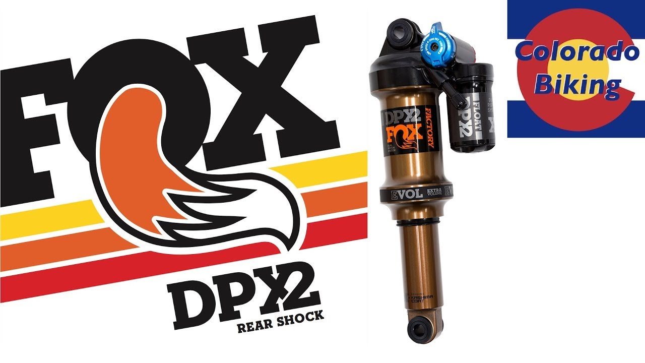 Fox FLOAT DPX2 Rear Shock | Install and Initial Set Up - YouTube