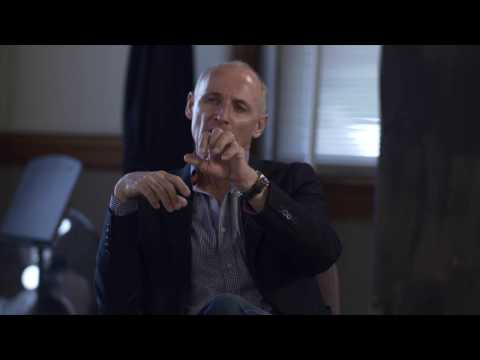 Colm Feore on The Canadian Acting Style Part 17 of 20