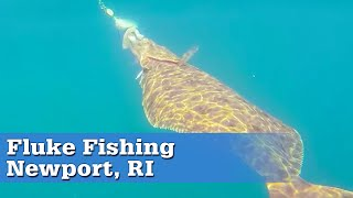 Catching Fluke in Rhode Island (Full Episode)