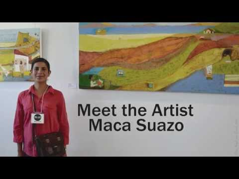 Meet the Artist Maca Suazo