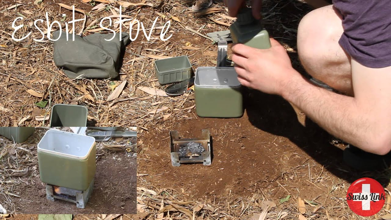 How to fold the stove 16