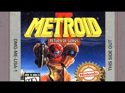 Classic Game Room - METROID II: RETURN OF SAMUS review for Game Boy