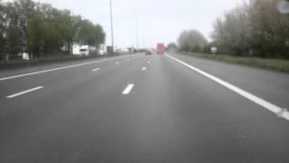 Kjøretur Spania til Norge 30 04 2012 002 Belgia nær Kortrijk