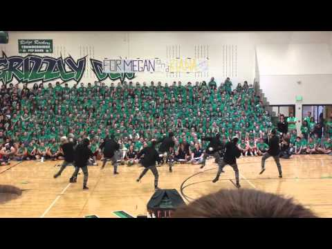 Thunderridge High School Field Day Seniors Dance 2015