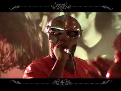 Chrome Children - MF Doom & Madlib Live