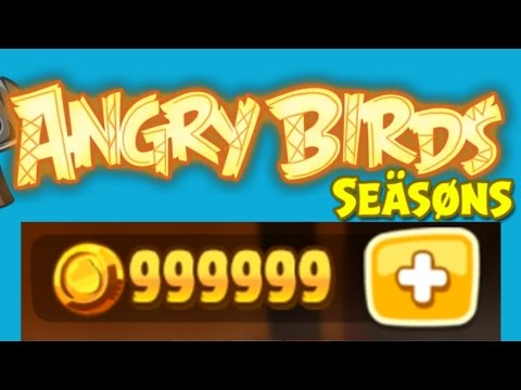angry birds seasons unlimited power ups apk