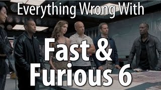 Video Everything Wrong With Fast & Furious 6 download MP3, 3GP, MP4, WEBM, AVI, FLV Juni 2018