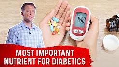The Most Important Nutrient for Diabetics: Benfotiamine