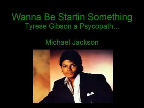 Tyrese Gibson and Spanky-Wanna Be Startin Something