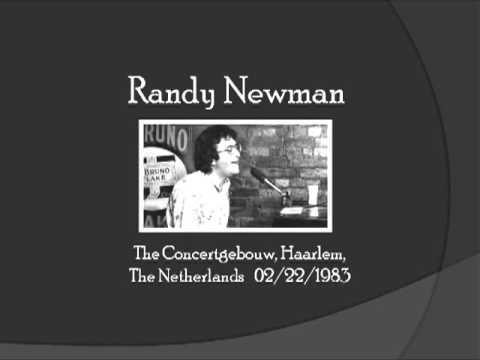 【TLRMC049】 Randy Newman  02/22/1983 Vol.1