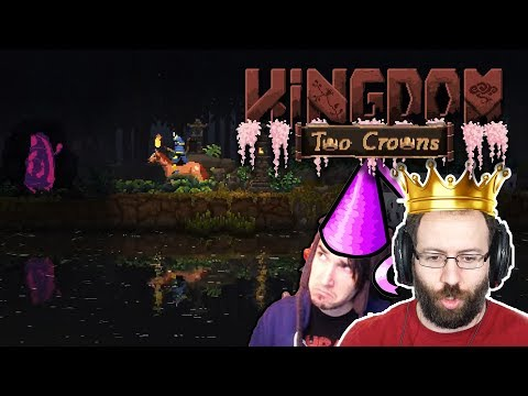 TWO IS BETTER THAN ONE. USUALLY... | Kingdom Two Crowns Multiplayer Part 2
