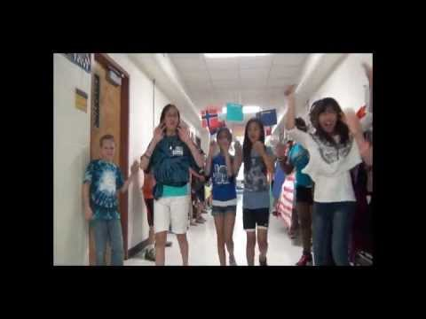 Washington Elementary School Lip Dub CUSD 200 (@CUSD200 @WASHNGTNCUSD200)