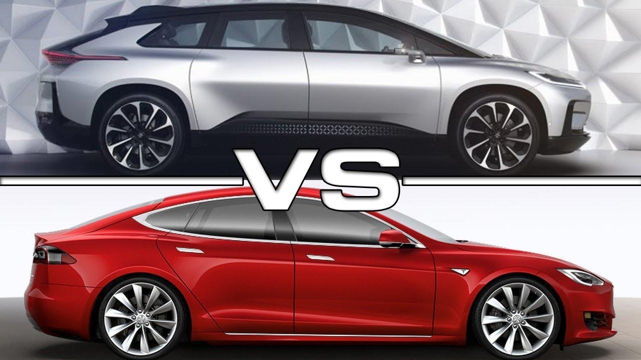 2018 Faraday Future Ff91 Vs 2017 Tesla Model S P100d