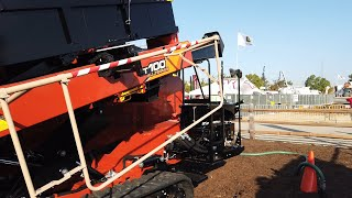 Video still for Ditch Witch - JT100 All Terrain Directional Drill - ICUEE 2019
