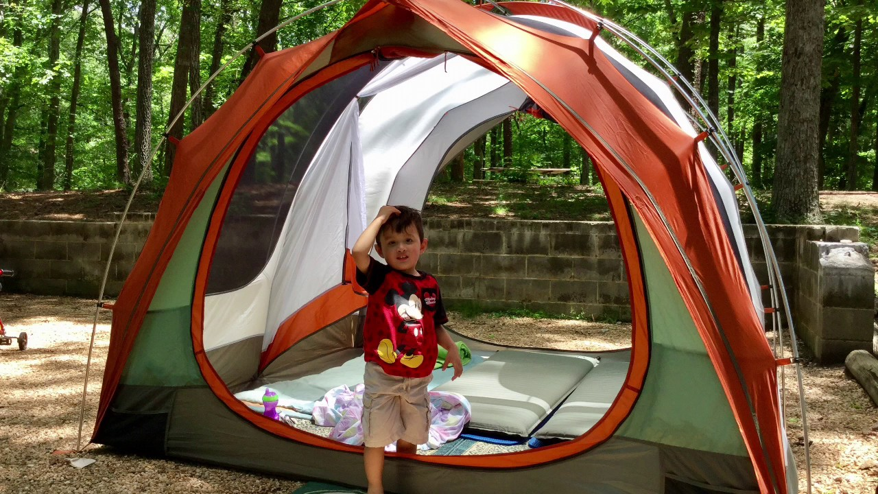 2aab48a9390 REI Kingdom Tent Review - YouTube