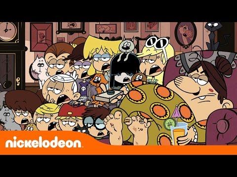 The Loud House   La casa de la Tía Ruth   Nickelodeon en Español