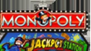Monopoly Jackpot Station Slot Machine Bonuses