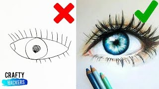 30 Amazing Drawing Hacks To Make You Feel Like An Artist
