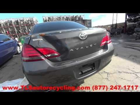 2008 Toyota Avalon Parts For Sale - 1 Year Warranty