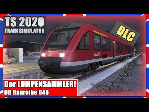 TS 2020 | KIEL LÜBECK | Der LUMPENSAMMLER! | DB Baureihe 648 [Deutsch] |