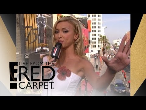 Giuliana Rancic Talks First Red Carpet With Joan Rivers |  Live from the Red Carpet | E! News