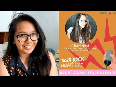 PLEASE SUPPORT ME ; UST TIGER RADIO (PHILIPPINES) || Jasmin Beatriz