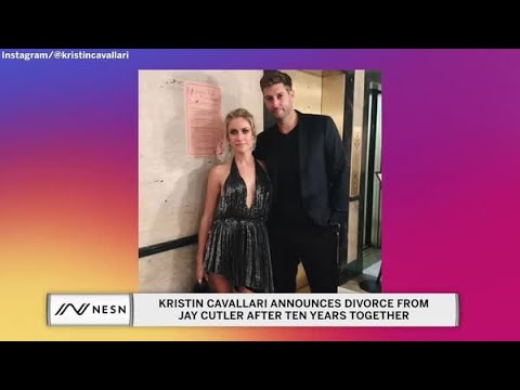 Kristin Cavallari and Jay Cutler are getting divorced