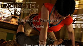 Uncharted: The Nathan Drake Collection Chloe Sex/Romance Scene