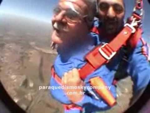 29 08 2009 Jose Eduardo Salto Duplo Paraquedismo S...