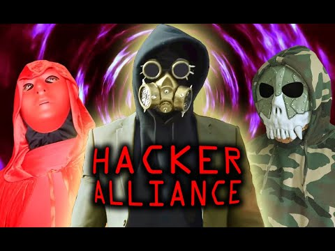 Mr X Has Made Contact - The HACKER ALLIANCE Continues To Grow!