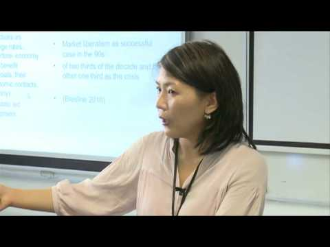 Global E-School on Korean Studies in Eurasia, Korea in IR, CEU